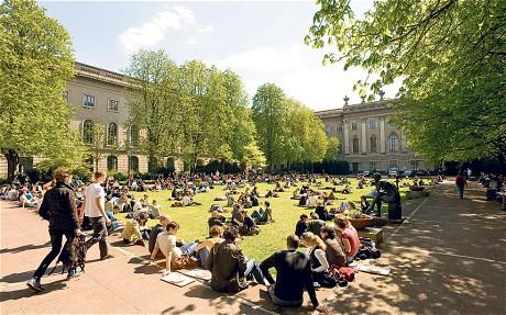summerschools στη Γερμανία